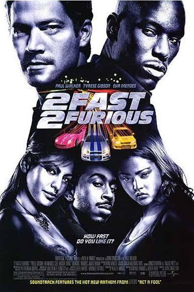 دانلود دوبله فارسی فیلم The Fast and the Furious 2 2003