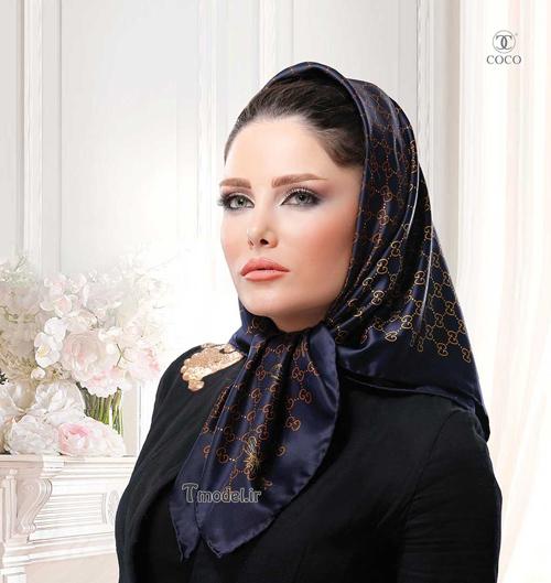 جدیدترین مدل های روسری زنانه و دخترانه