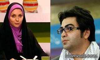نظر آزاده نامداری درباره برنامه جنجالی فرزاد حسنی! + عکس