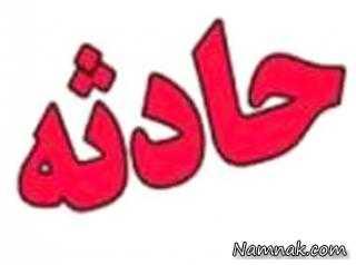 مرگ 3 دختر دانشجو در اثر تصادف در مقابل دانشگاه آزاد قزوین