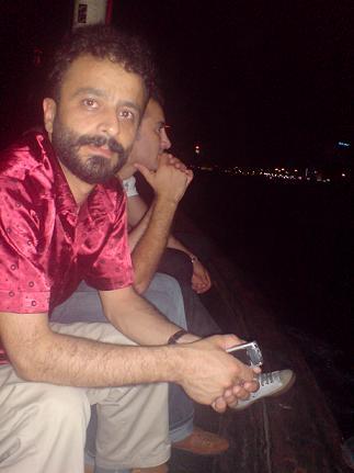 سخن نخست مدير وبلاگ...(محمدرضا باقرپور)