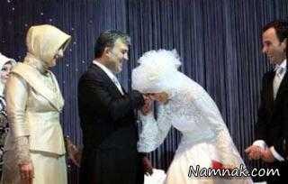 کارت عروسی دختر کوچک اردوغان رئیس جمهور ترکیه + عکس