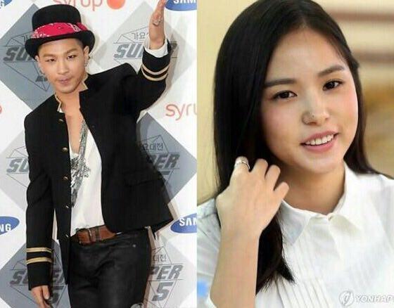 همونطور که می دونین،ته یانگ بیگ بنگ با بازیگر JYP مین هیورین قرار میذاره.اما آیا همیشه روابطشون خوب پ