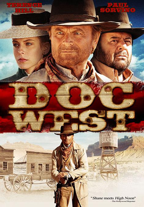 دانلودفیلم سینمایی داک وست  Doc West 2009 با دوبله فارسی