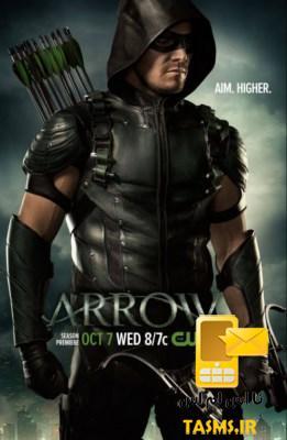 دانلود سریال Arrow با لینک مستقیم تا فصل چهارم