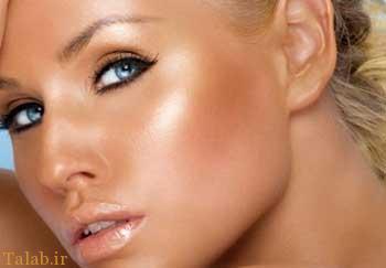 روشی کم خطر برای برنزه کردن پوست