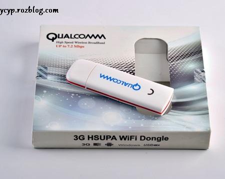 مودم سیار دارای وای فای 3G Modem WIFI