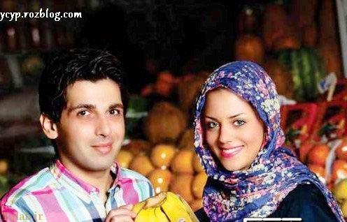 ازدواج حمید گودرزی و همسر ثروتمندش + عکس