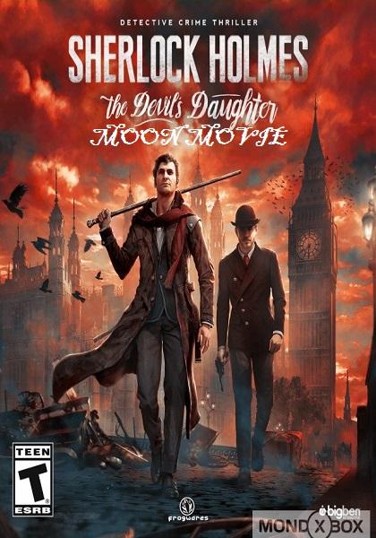 دانلود بازی Sherlock Holmes: The Devil's Daughter برای PC