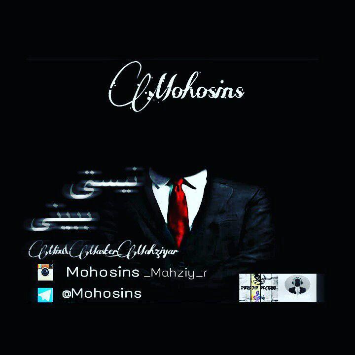 آهنگ زیبا و جدید MOHOSINS ( موحوسینس) به نام نیستی ببینی