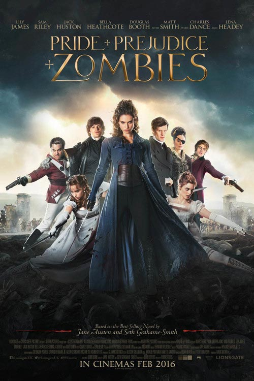 دانلود فیلم pride and prejudice and zombies