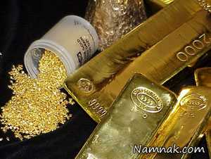 قاچاق شمش طلا در روده مسافران + عکس