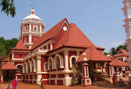 تصاویری زیبا از شهر گوا در هندوستان