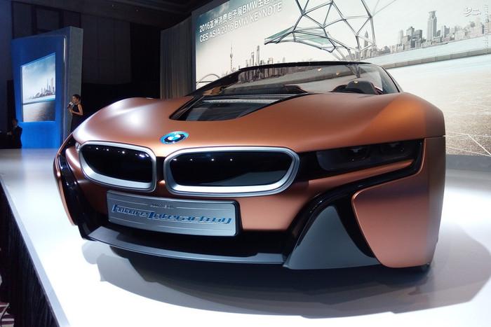 عکس زیبا از بی ام دابلیو BMW