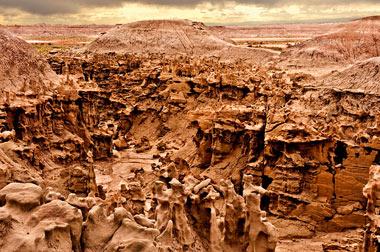 دره فانتزی یا زمین بازی شیطان در آمریکا