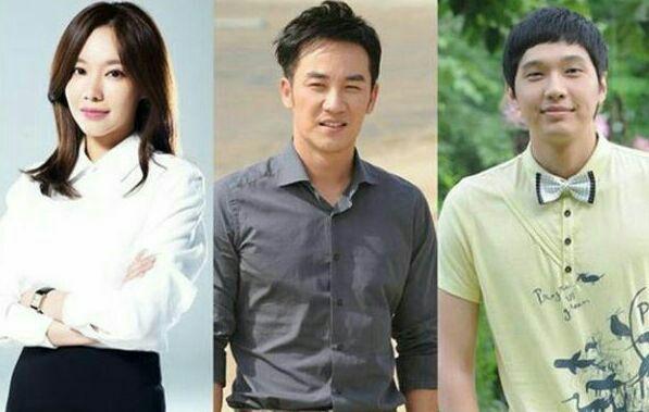 کیم آ جونگ ، اوم تائه وونگ ، جی هیون وو در سریال جدید  کره ای♡تحت تعقیب