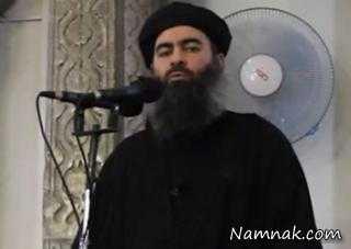 ابوبکر البغدادی سرکرده داعش وارد عراق شد
