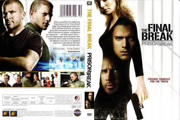 دانلود فصل پنجم سریال فرار از زندان  Prison Break S05