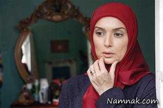 ازدواج آتنه فقیه نصیری با کارگردان خارجی؟! + تصاویر