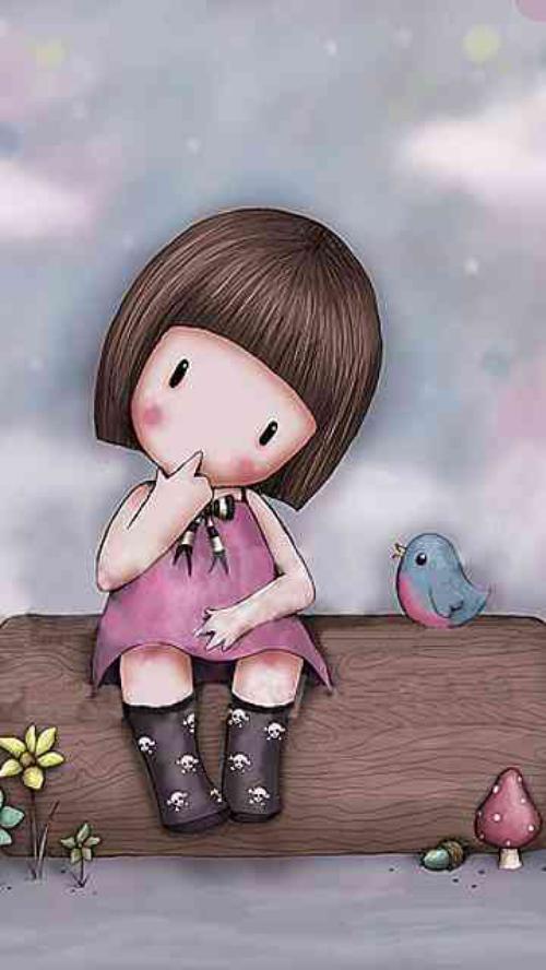 عکس پروفايل عروسکي دخترونه |ويسگون