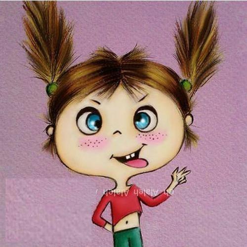 عکس پروفایل کارتونی ***