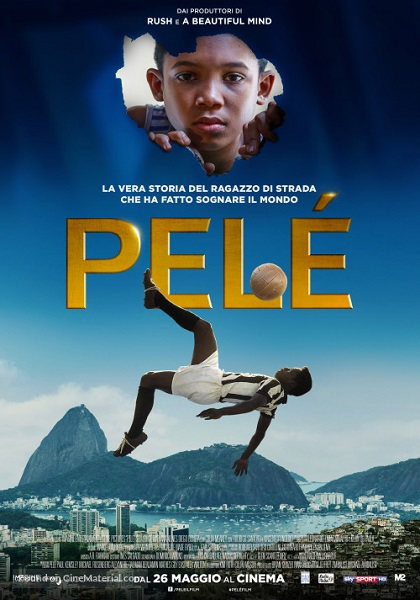 دانلود فیلم Pelé: Birth of a Legend 2016