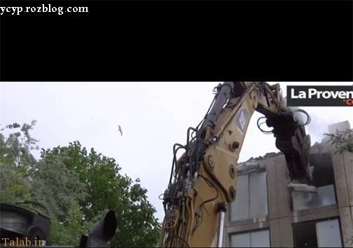 تخریب خانه اسطوره فوتبال دنیا توسط شهرداری !+ عکس