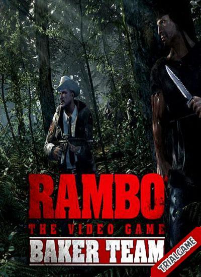 دانلود بازی Rambo The Video Game Baker Team برای کامپیوتر