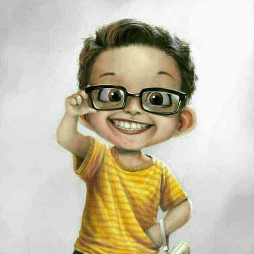 عکس پروفايل باحال کارتوني پسرانه |ويسگون