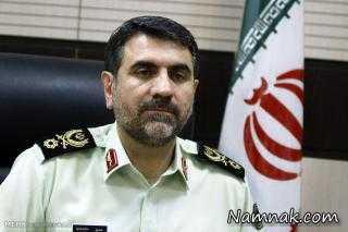 "جزئیات انفجار بسته مشکوک در ""تهرانپارس"""