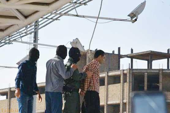 اعدام یکی از سارقان طلا فروشی مسلح در کرمانشاه….