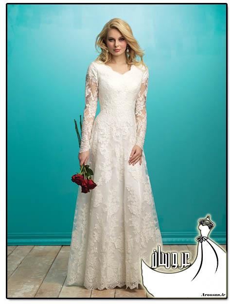 مدل لباس عروس - بخش دوم