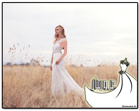 مدل لباس عروس - بخش سوم