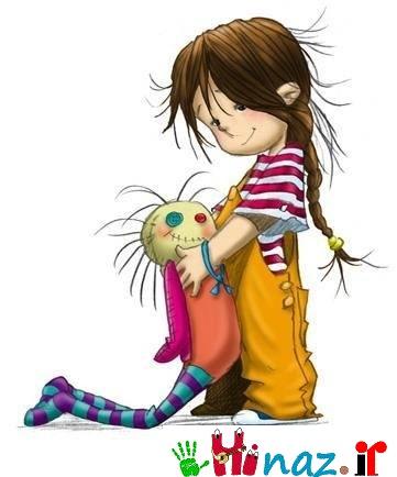داستان کوتاه دخترک و عروسک