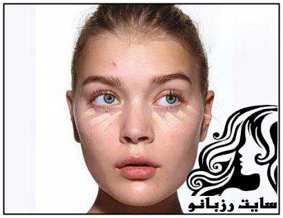 پوست های چرب و روش دوام بیشتر آرایش