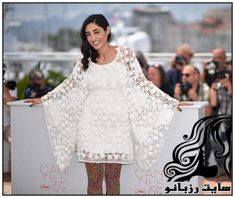 مدل لباس گلشیفته فراهانی و دیگر ستارگان در جشنواره کن 2016