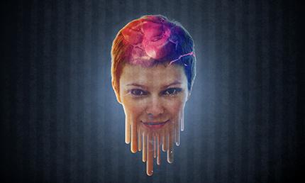 اموزش ساخت افکت ذوب شدن چهره با فتوشاپ