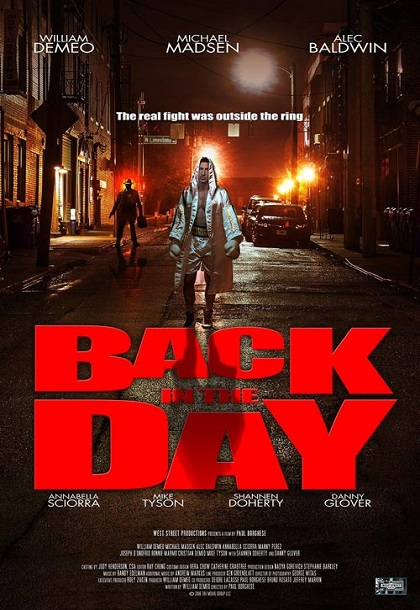 دانلود فیلم Back in The Day 2016
