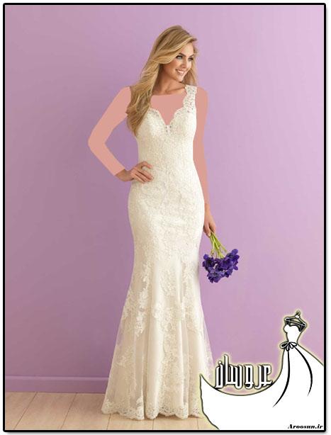مدل لباس عروس - بخش چهارم