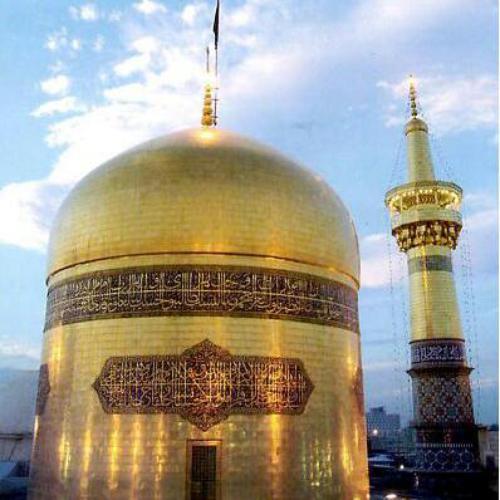 عکس حرم امام رضا ویسگون