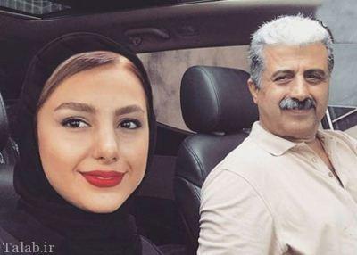 افراد بنام ایرانی در کنار پدر و مادر هایشان