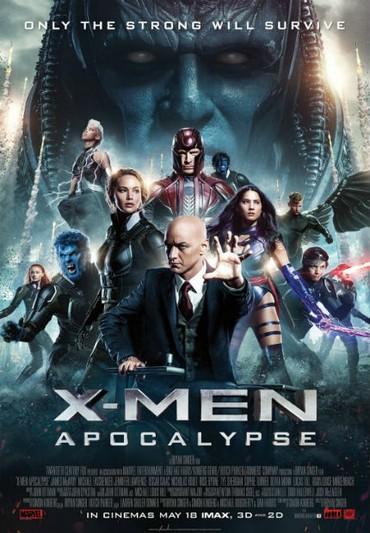 دانلود فیلم X-Men: Apocalypse 2016