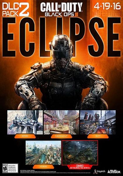 دانلود DLC Eclipse بازی Call of Duty Black Ops III