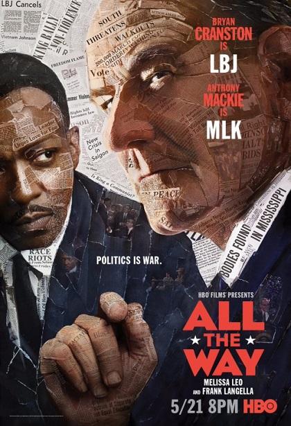دانلود فیلم All The Way 2016