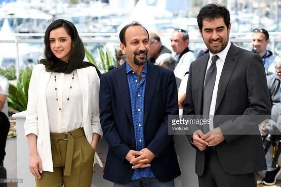عکس و خبر های جدید از فیلم فروشنده در جشنواره کن 2016