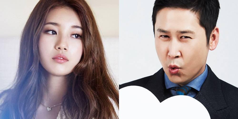 سوزي و Shin Dong Yup قراره مجري هاي ٥٢ُمين مراسم Baeksang باشن
