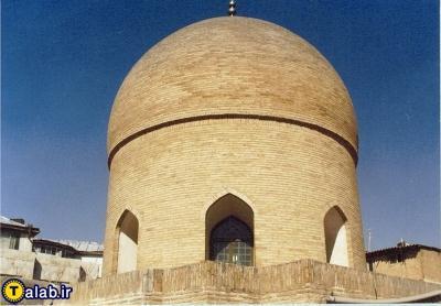 آشنایی با گنبد خشتی در مشهد