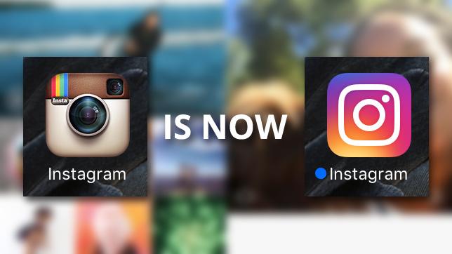 نسخه جدید اینستاگرام | Instagram