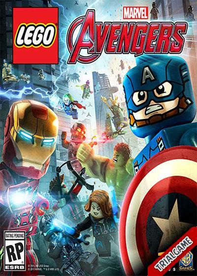 دانلود نسخه CODEX بازی LEGO Marvels Avengers