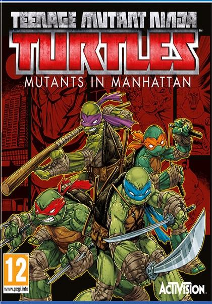 دانلود بازی TMNT Mutants in Manhattan نسخه PC